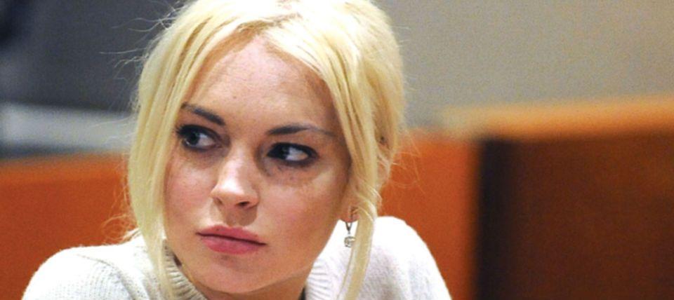 Acusan a Lindsey Lohan de robar a desarrollador - Foto de SF Examiner