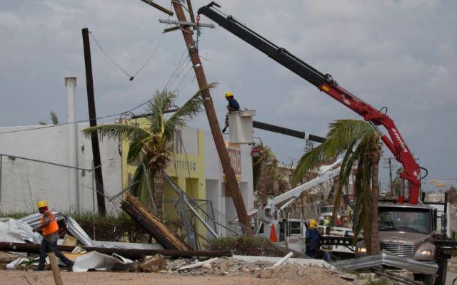Recupera electricidad 60 por ciento de usuarios de Los Cabos - Foto de ejecentral.com.mx
