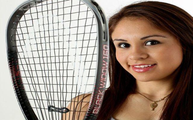 Paola Longoria alarga su racha de triunfos a 142 - Foto de Periódico AM