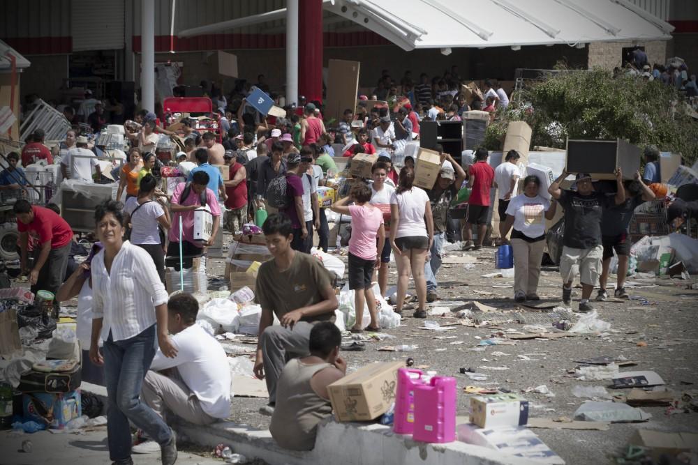El BID apoyará a México con 200 mil dólares para atender contingencia por Odile - Internet