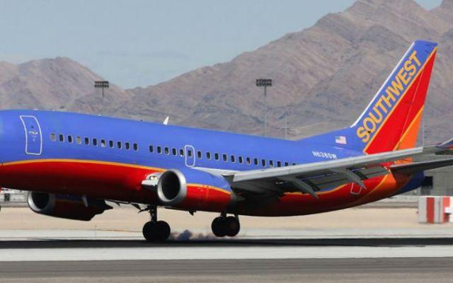 Vuelo de Southwest aborta despegue por amenazas a la seguridad - Foto de Planespotters