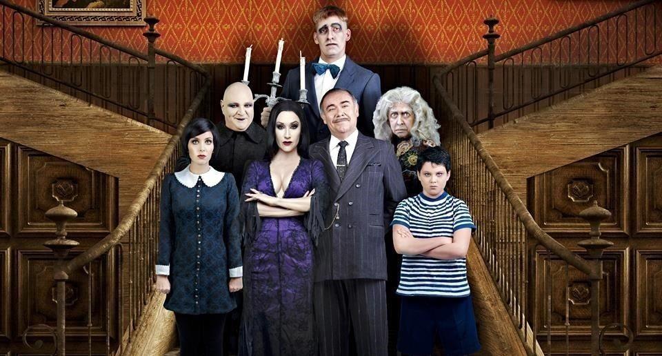 ¡Los Locos Addams el musical! - Internet