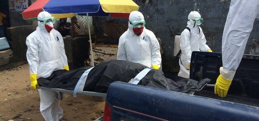 Liberia presenta escasez de bolsas para cuerpos - Foto de Fox