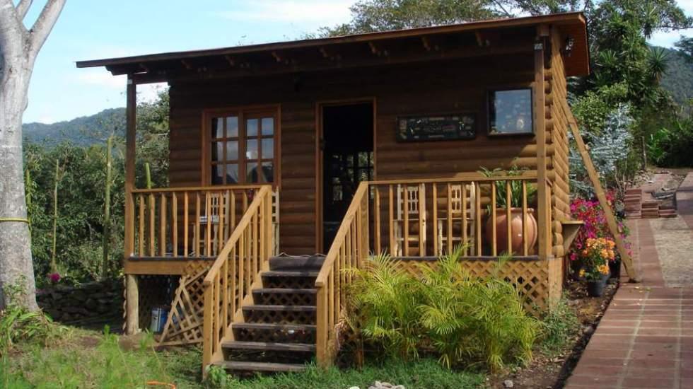 Son posibles y econ micas las viviendas de madera en m xico - Casas madera economicas ...