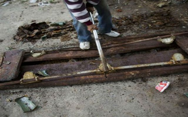 Escasean tumbas en la Ciudad de México - Foto de AP