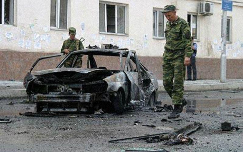 Ataque suicida en Chechenia deja 5 muertos - Foto de The Telegraph