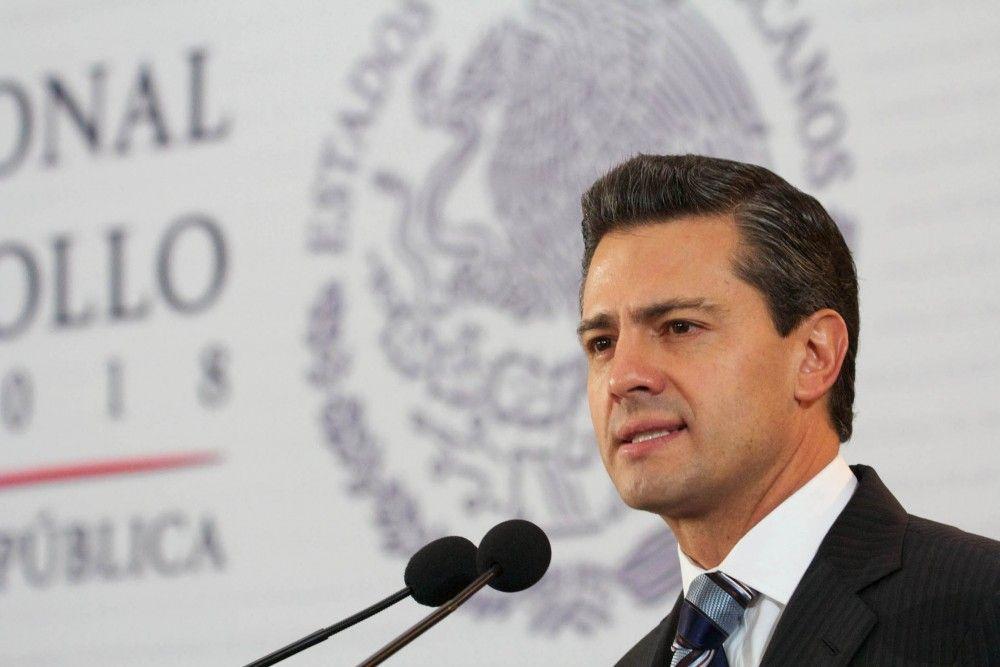 Libertad de expresión a medios públicos y privados: EPN - internet
