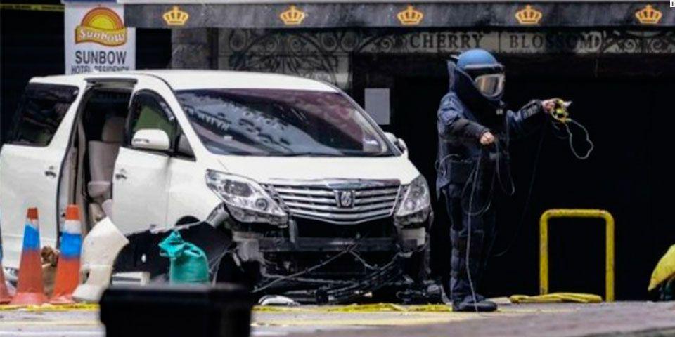 Primer ministro de Malasia condena ataque en Kuala Lumpur - Foto de AP