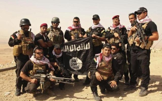 Expulsado Estado Islámico de Irak por coalición - Foto de Al Jazeera