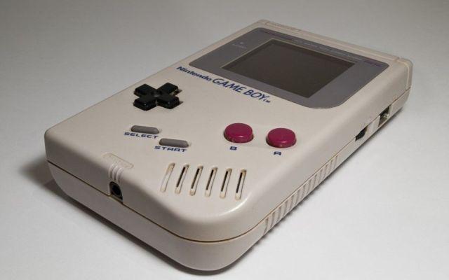 Todas las pantallas de inicio de los Game Boy reunidas en un video - Internet