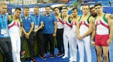 México presente en el Mundial de Gimnasia Artística 2014 - Foto de Quadratín