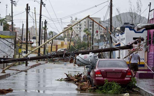 Casi 12 mil mdp en daños por Odile - Foto de Noticaribe