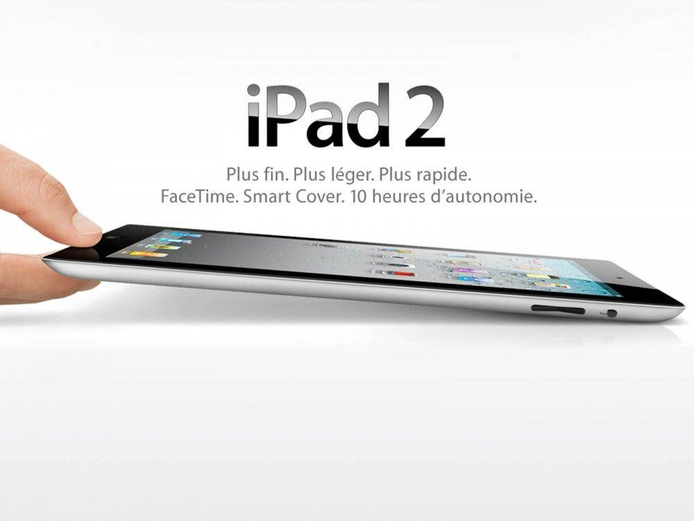 Apple filtra accidentalmente nuevos iPad - Internet