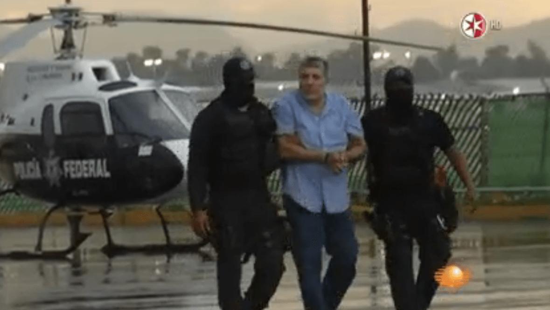 Llega a la Ciudad de México Vicente Carrillo Fuentes
