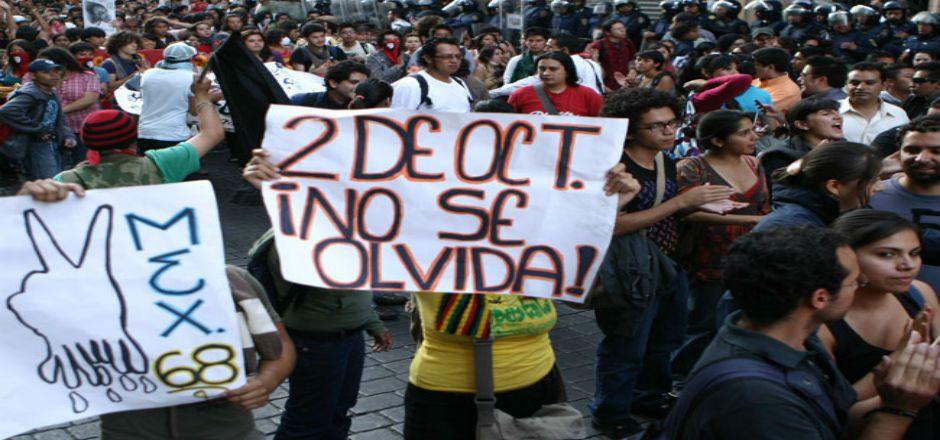 Policía no acompañará la marcha del 2 de octubre: GDF - Foto de Emeequis