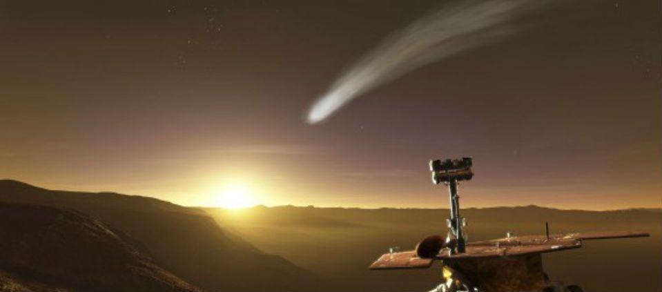 Cometa Siding Spring pasará cerca de Marte el 19 de octubre - Foto de Getty Images