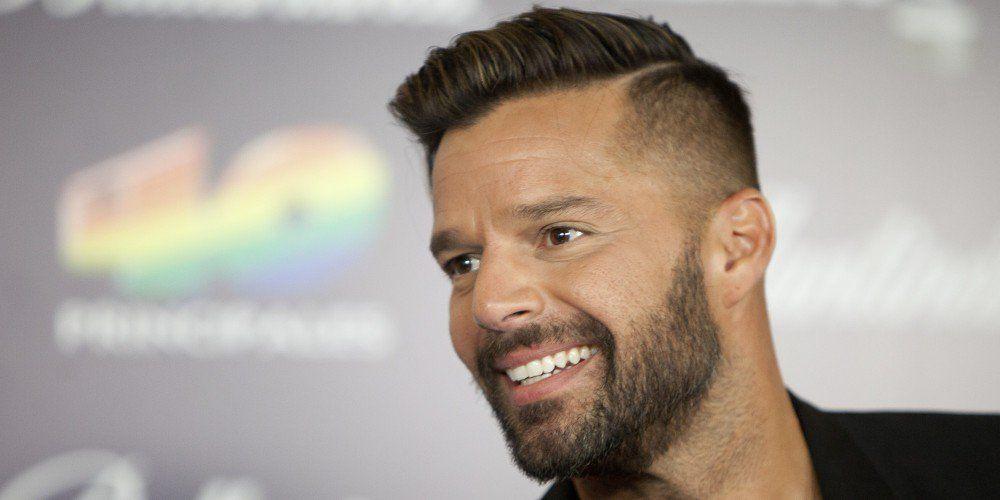 Ricky Martin quiere presentarse en el Palacio de Bellas Artes - Internet