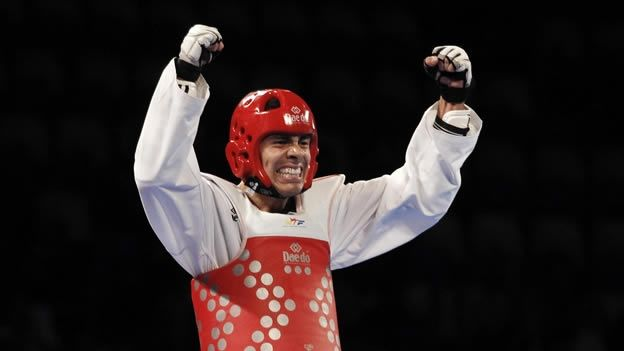 Taekwondoines mexicanos van por más puntos en Grand Prix en Inglaterra - Foto de CNN