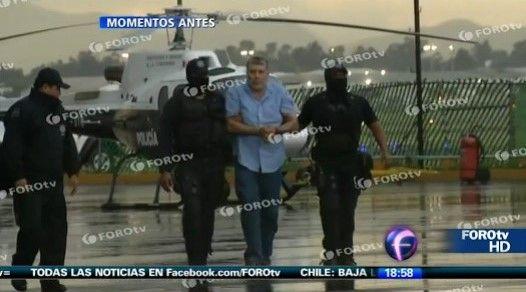 Detienen a Vicente Carrillo Fuentes 'El Viceroy' - Foto de Foro TV