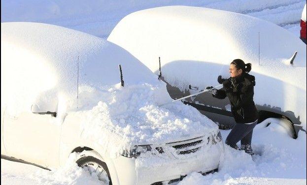 Feroz tormenta de nieve en Estados Unidos deja siete muertos - AFP