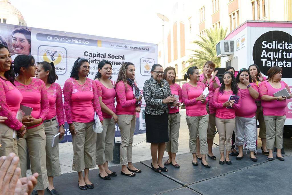 Anuncia Mancera próxima creación del Centro de Justicia para la Mujer - Foto de contactodf.com