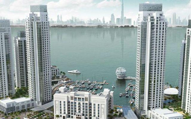 Construirán las torres gemelas más altas del mundo en Dubai - Foto de Emaar Properties