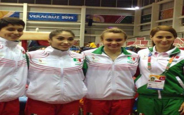 México pelea por medallas en gimnasia de JCC - Foto de CONADE