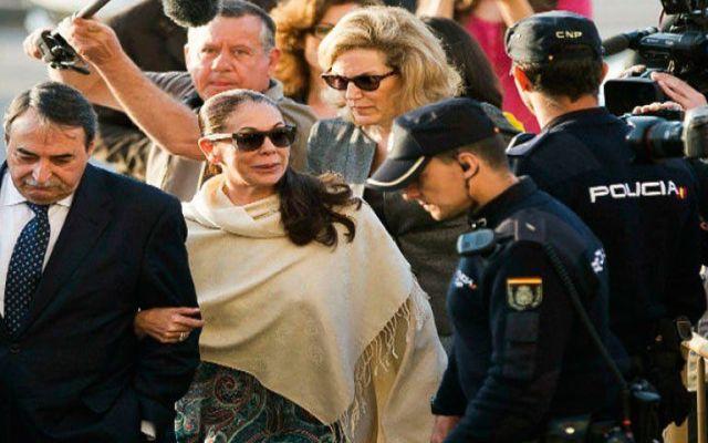Isabel Pantoja ingresa a prisión - Foto de Diario Sur