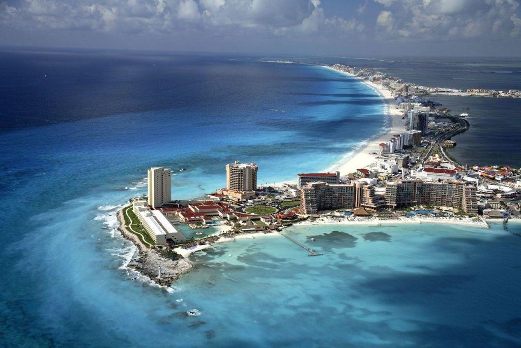 Turismo extranjero en México crece 19 por ciento - Internet