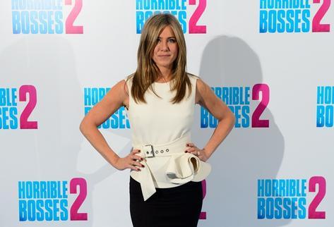 """""""Lista para la tercera parte de 'Quiero matar a mi jefe'"""": Jennifer Aniston - AP"""