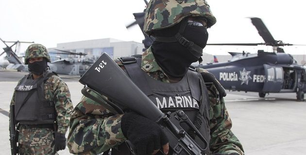 SEMAR rescata 7 migrantes secuestrados en Tamaulipas - MÉXICO, D.F., 22FEBRERO2014.- Un gran operativo de seguridad por parte de las fuerzas armadas federales se registro en el Aeropuerto Internacional de la Ciudad de México tras el traslado de Joaquin Guzman Loera alias el