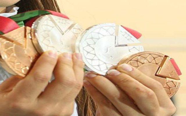 Cuba rebasa a México en medallero de Veracruz 2014 - Foto de CONADE