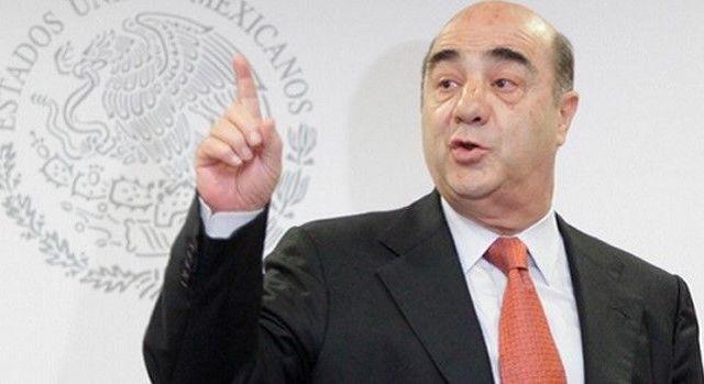 No renunciaré: Murillo Karam - Foto de Proceso