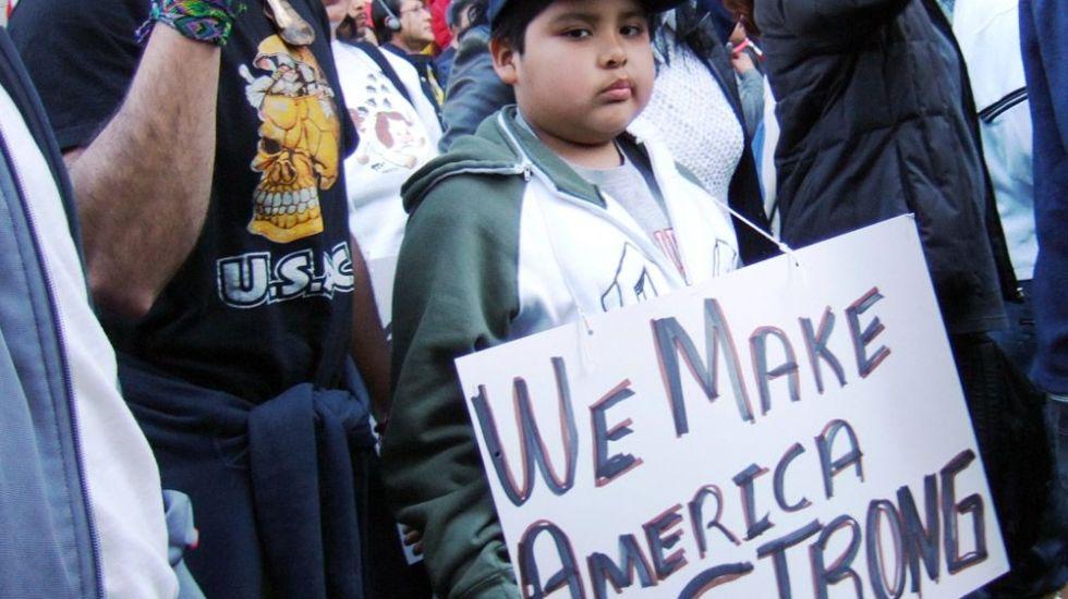 #AgendaMigrante propuestas ante posible deportaciones - Foto de internet