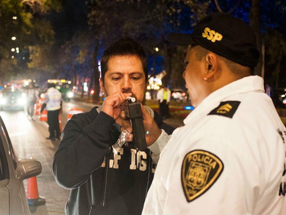 En dos días de alcoholímetro 103 conductores fueron al Torito - Foto de Archivo