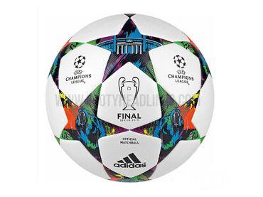 Filtran diseño del balón de la Champions League - Foto de Footy Headlines