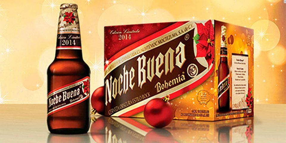 Continuará a la venta cerveza Noche Buena - Foto de El Financiero