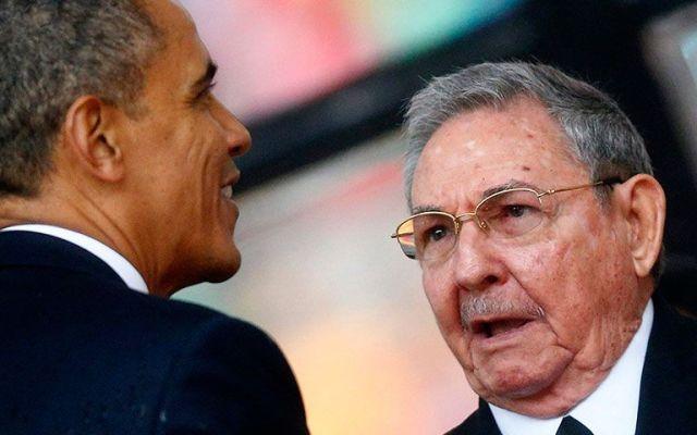 Estados Unidos y Cuba restablecen relaciones diplomáticas -