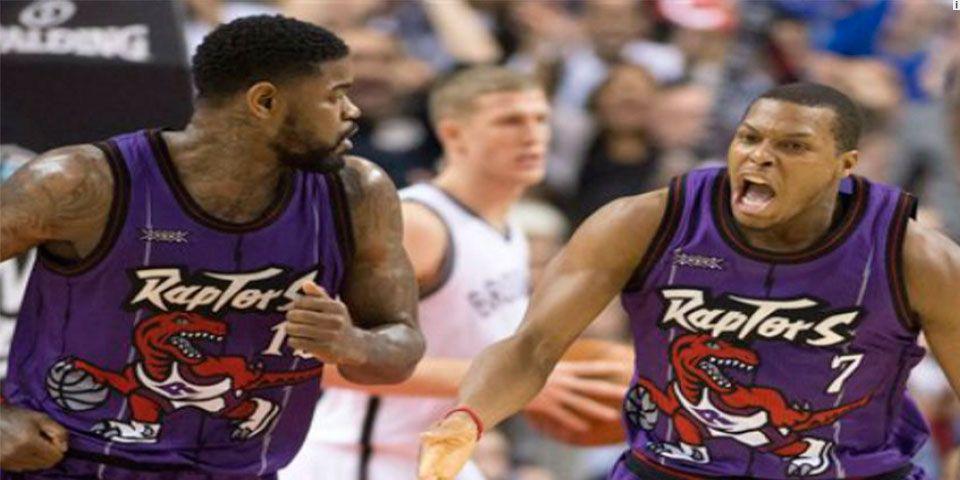 Lowry anota 20 puntos en victoria de Raptors - Foto de AP