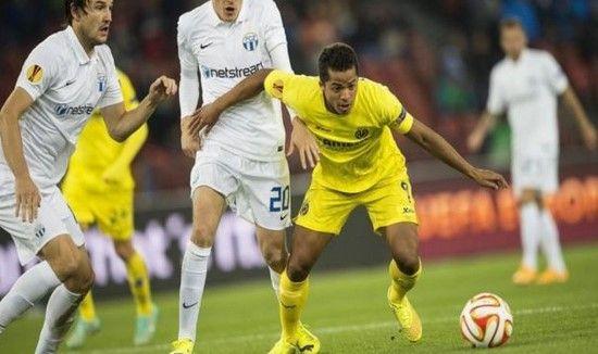 Reaparece Giovani dos Santos tras lesión en pierna izquierda - Foto de Internet