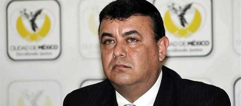 Hiram Almeida es el nuevo titular de la SSPDF - Foto de Internet