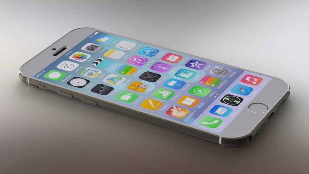 Empresa china fabrica un teléfono Android idéntico al iPhone 6 - Internet