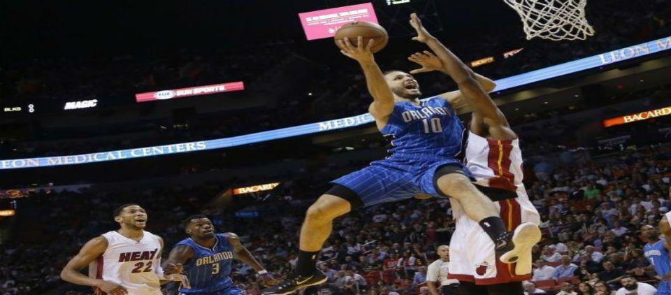 Magic prolonga pésima racha del Heat en casa - Foto de ESPN
