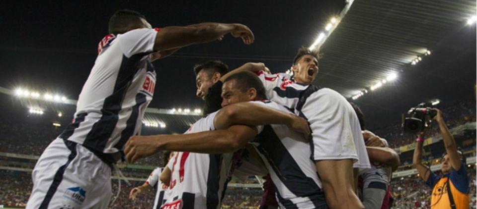 Monterrey gana 2-0 contra Atlas y avanza a semifinales - Foto de Mexsport