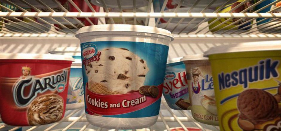 Herdez compra helados Nestlé en mil mdp - Foto de Nestle
