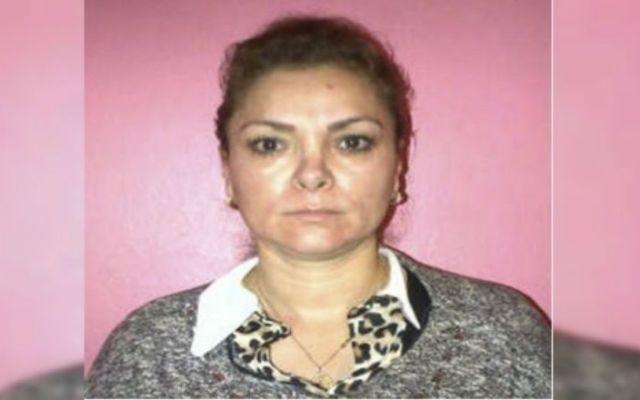 SEIDO pide ampliar arraigo a María de los Ángeles Pineda - Foto de Internet