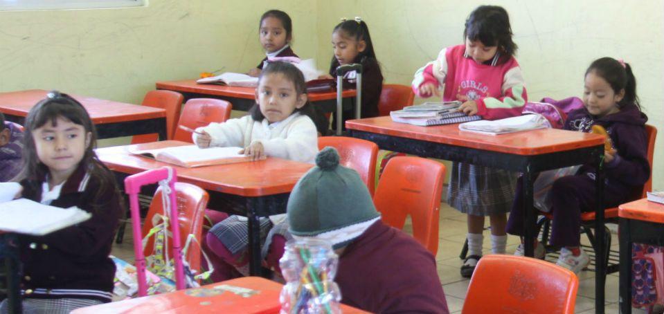 Maestros de la Sección 22 reanudan clases en Oaxaca - Foto de Quadratín