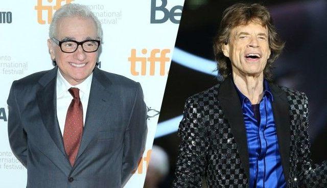 Mick Jagger y Martin Scorsese preparan serie sobre rock de los 70 - Foto de Variety