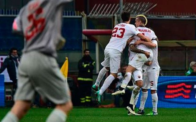 Gana la Roma y se acerca a la Juventus - Foto de Goal