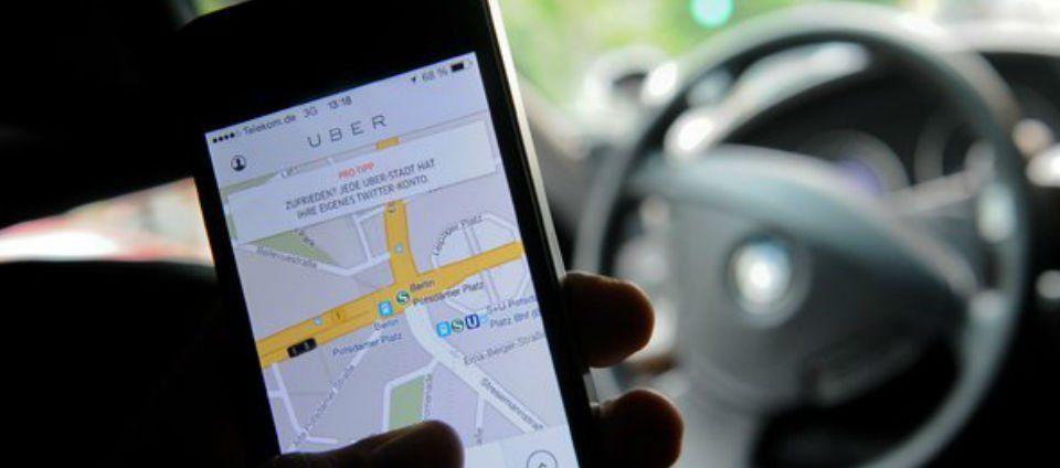 Arrestan en India a chofer de Uber por violación - Foto de New York Times